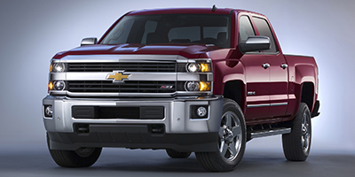 Lease 2019 Silverado 2500HD Crew Cab Long Box 2-Wheel Drive Work Truck Call for price/mo