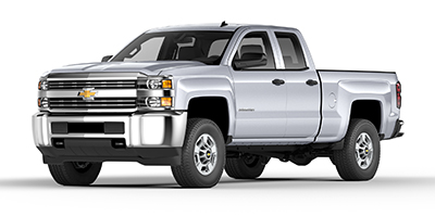 Lease 2019 Silverado 2500HD Double Cab Long Box 4-Wheel Drive LT Call for price/mo