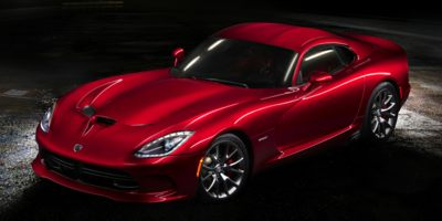 Lease 2016 Viper 2dr Cpe SRT Call for price/mo
