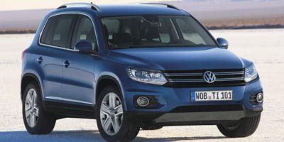 2015 Volkswagen Tiguan 2WD 4dr Man Trendline