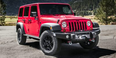 Lease 2016 Wrangler Unlimited 4WD 4dr Sport Call for price/mo