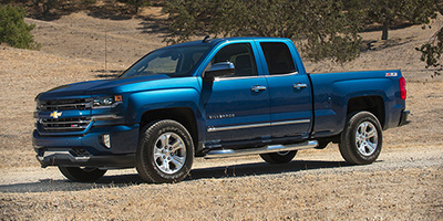 Lease 2016 Silverado 1500 Double Cab Standard Box 2-Wheel Drive LT w/1LT Call for price/mo