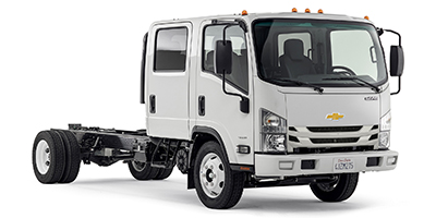 Lease 2020 Chevrolet 4500 LCF Gas 2WD Crew Cab 150