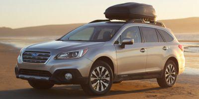 2016 Subaru Outback 5dr Wgn Man 2.5i