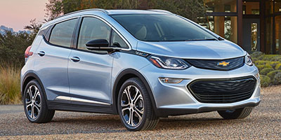 Lease 2018 Chevrolet Bolt EV $339.00/MO