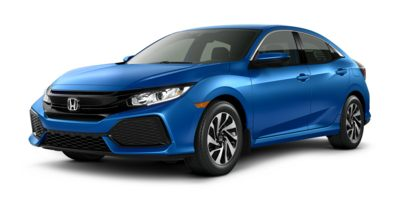 2017 Honda Civic Hatchback 5dr Manual LX
