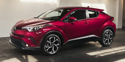 Lease 2018 Toyota C-HR $179.00/MO