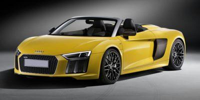 Lease 2018 Audi R8 Spyder $2,269.00/MO