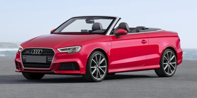 Lease 2018 Audi A3 Cabriolet $389.00/MO