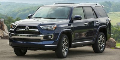 Lease 2018 Toyota 4Runner $399.00/MO