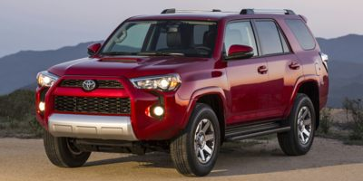 Lease 2018 Toyota 4Runner $339.00/MO