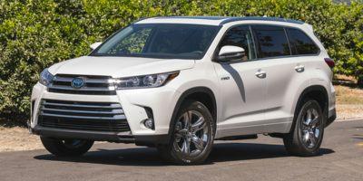 Lease 2018 Toyota Highlander $459.00/MO