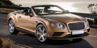 Lease 2018 Continental GT Convertible $3,849.00/mo