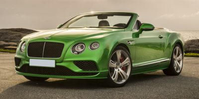 Lease 2018 Continental GT Speed Convertible $4,909.00/mo