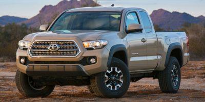Lease 2018 Toyota Tacoma $269.00/MO