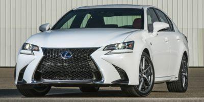Lease 2018 Lexus GS 450h F Sport $649.00/MO