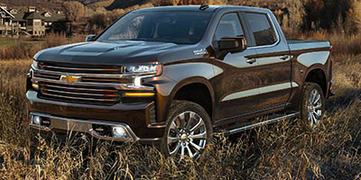 Lease 2019 Silverado 1500 Crew Cab Standard Box 4-Wheel Drive High Country Call for price/mo
