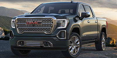 Lease 2019 Sierra 1500 Crew Cab Short Box 2-Wheel Drive $419.00/mo