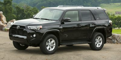 Lease 2019 4Runner SR5 4WD (Natl) $349.00/mo