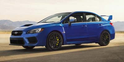 Lease 2019 WRX STI Limited Manual w/Lip Spoiler $509.00/mo