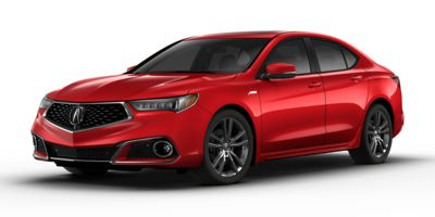 Lease 2018 TLX 3.5L FWD w/A-SPEC Pkg Red Leather $509.00/mo