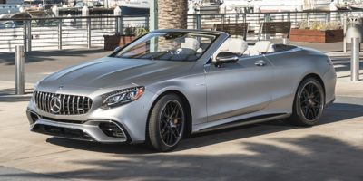 Lease 2019 AMG S 63 4MATIC Cabriolet $2,869.00/mo