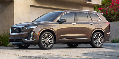 Lease 2021 Cadillac XT6 FWD 4dr Luxury 496.00/mo