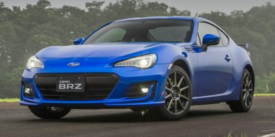 Lease 2020 Subaru BRZ Limited Manual 332.00/mo