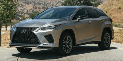 Lease 2020 RX 350 F SPORT AWD Call for price/mo