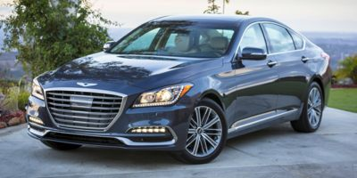 Lease 2020 Genesis G80 5.0L Ultimate AWD 521.00/mo