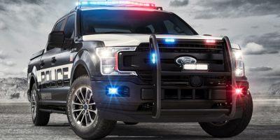 ford f-150-police-responder XL 4WD SuperCrew 5.5' Box
