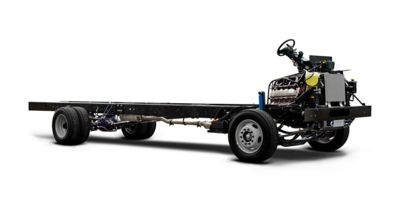 """ford f-59-commercial-stripped-chassis 158"""" WB"""