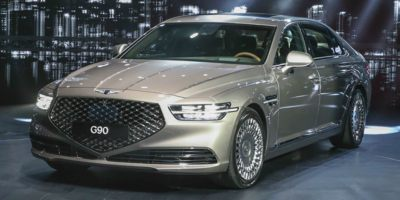 Lease 2020 Genesis G90 5.0L Ultimate RWD 727.00/mo