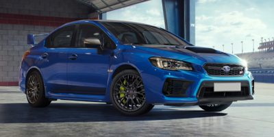 Lease 2020 Subaru WRX STI Limited Manual w/Lip Spoiler 409.00/mo