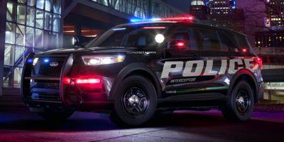 Police Interceptor utilitaire