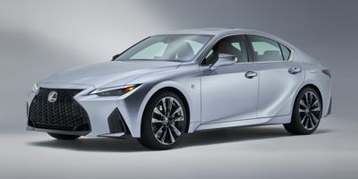 2021 Lexus IS IS 350 F SPORT AWD