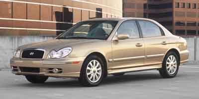 2003 Hyundai Sonata  - C & S Car Company