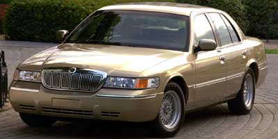 2001 Mercury Grand Marquis GS  for Sale  - 10324  - Pearcy Auto Sales