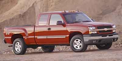 2004 Chevrolet Silverado 1500 EXT CAB 4WD 143.5WB  - R15443