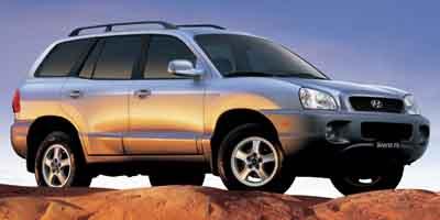 2004 Hyundai Santa Fe  - C & S Car Company