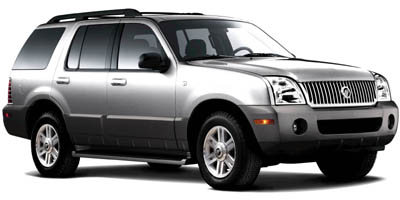 2005 Mercury Mountaineer  - C & S Car Company