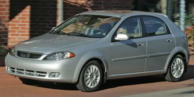 2005 Suzuki Reno 4D Hatchback  - R15574
