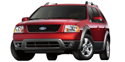 2006 Ford Freestyle 4D Utility FWD  - RX16253