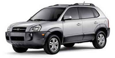 2006 Hyundai Tucson  - C & S Car Company